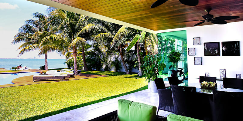 Tulum Residential Real Estate Photography & Videography - Bamboo Studio